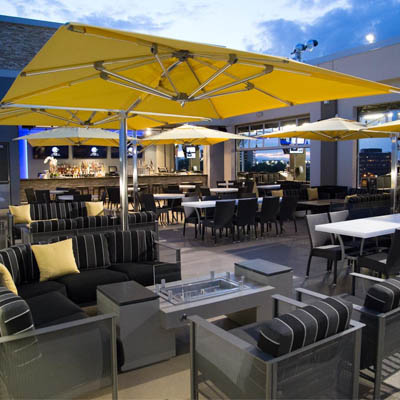Rooftop Terrace West Chester
